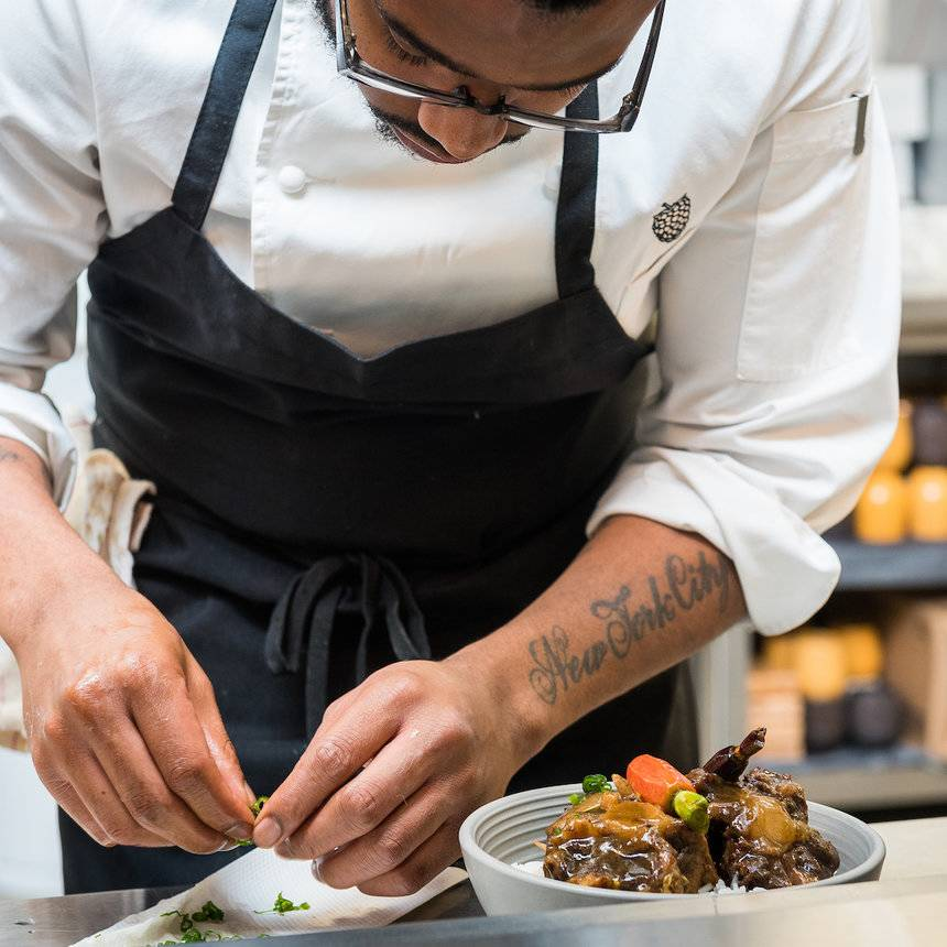 A Look inside Chef Kwame Onwuachi's Kith and Kin, DC's New Upscale Afro-Caribbean Restaurant