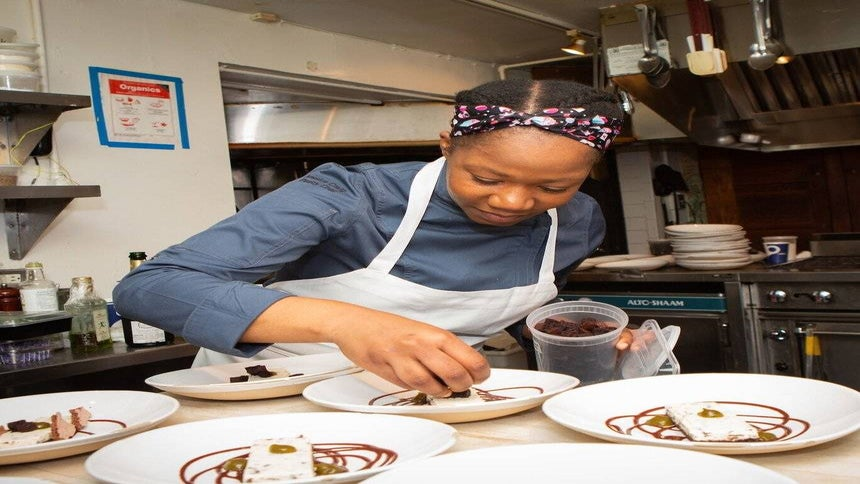Baking Up Some Magic! Meet Jessica Craig, One Of The Top Black Female Head Pastry Chefs In The Country