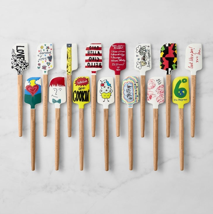 Kitchen Cute: We're Obsessed With These New Spatulas Designed by Questlove, Laila Ali and Skai Jackson