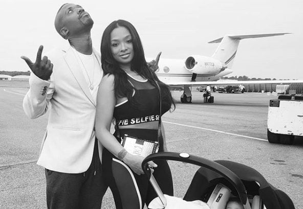 Ray J Breaks Silence On The Emergency Landing With His Wife And Child