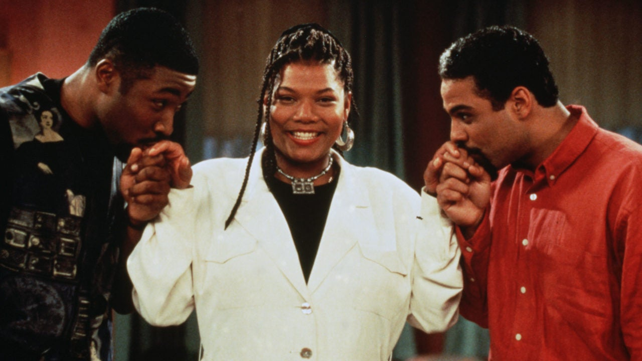 Khadijah James Had Lots Of Love Interests On 'Living Single' and Seeing That Gave This Curvy Girl Way More Dating Confidence