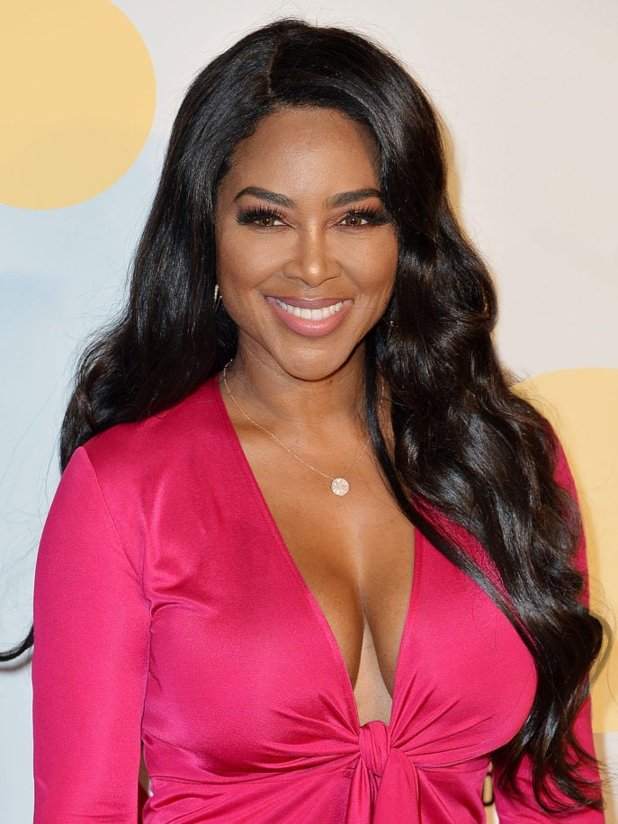 Kenya Moore Shares Ultrasound Of Baby Daly 'Moving Its Little Arms And Legs'