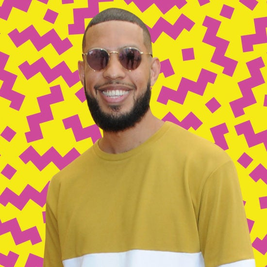 Sarunas Jackson Reveals The One Thing He'd 'Never' Do In A Relationship -- Even An Open One