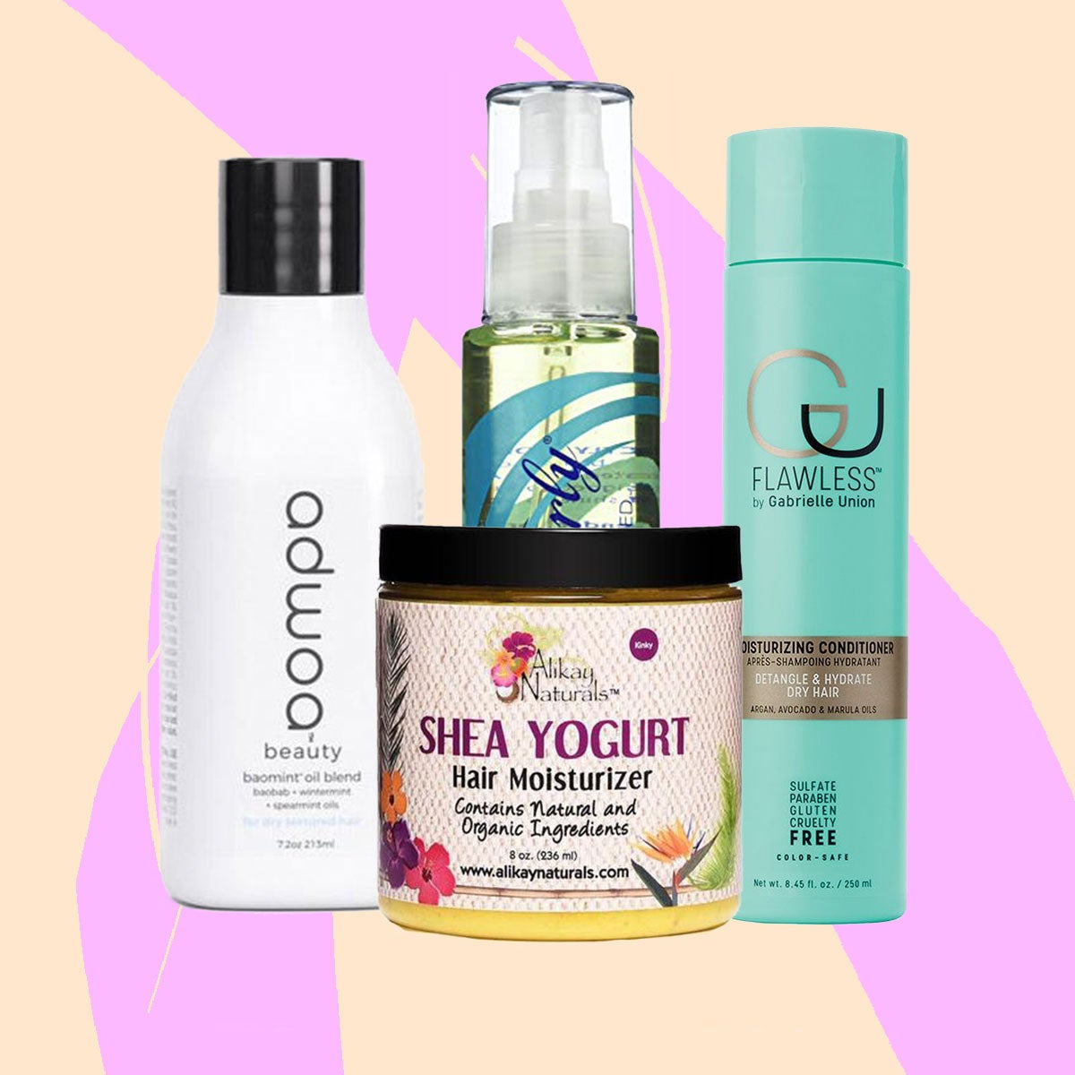 Time to Stock Up: These Moisturizers and Oils Will Save Your Hair From Frizz