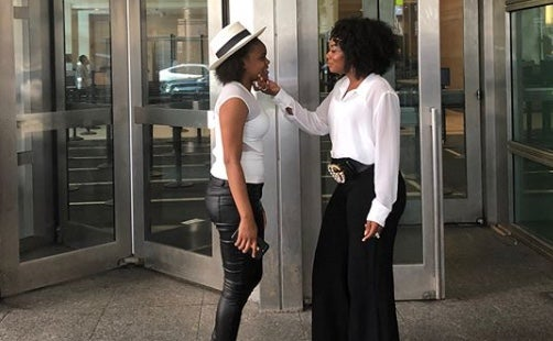 Yandy Smith Is Working To Become A Foster Mother To Her Mentee
