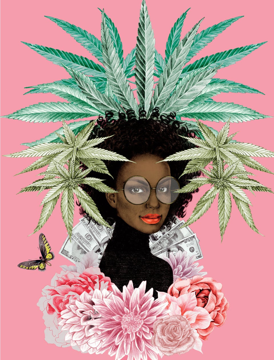 Black Women Know That The Stakes Are High In The Cannabis Industry, Here's Why They're Joining It Anyway