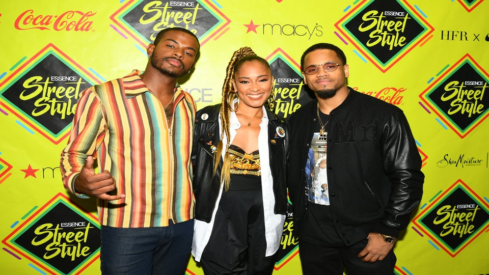 This Video Of Amanda Seales, Trevor Jackson And Mack Wilds Performing 'Can You Stand The Rain' Will Make Your Day