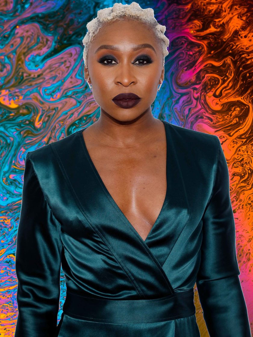 Cynthia Erivo Pushes Back On Criticism Of Her New Role As Harriet Tubman