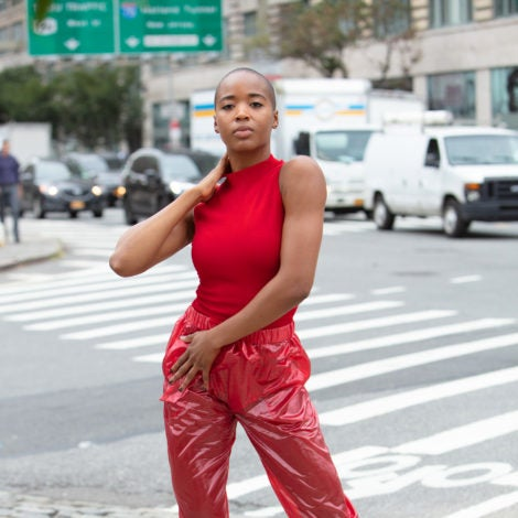 Make Way For These Fashionistas As They Make The Street Their Runway