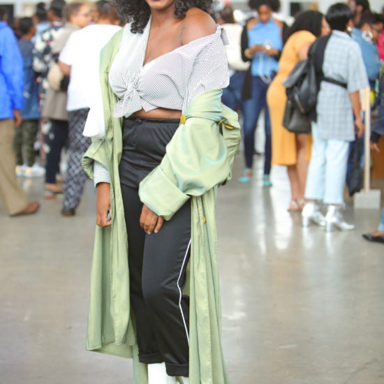 Black Girl Magic Reigned Supreme At ESSENCE Street Style