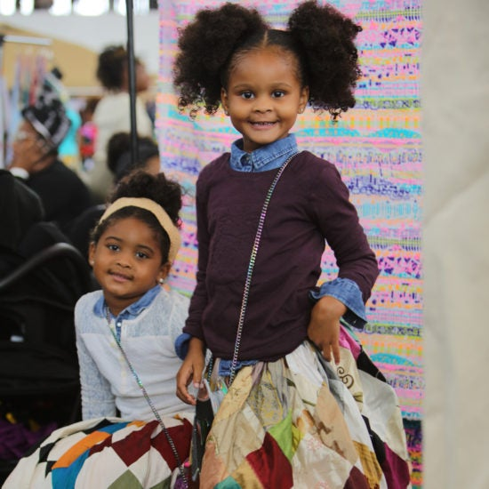 These Tiny Tots And Terrific Teens Gave Us Fashion Looks At Our Street Style Party