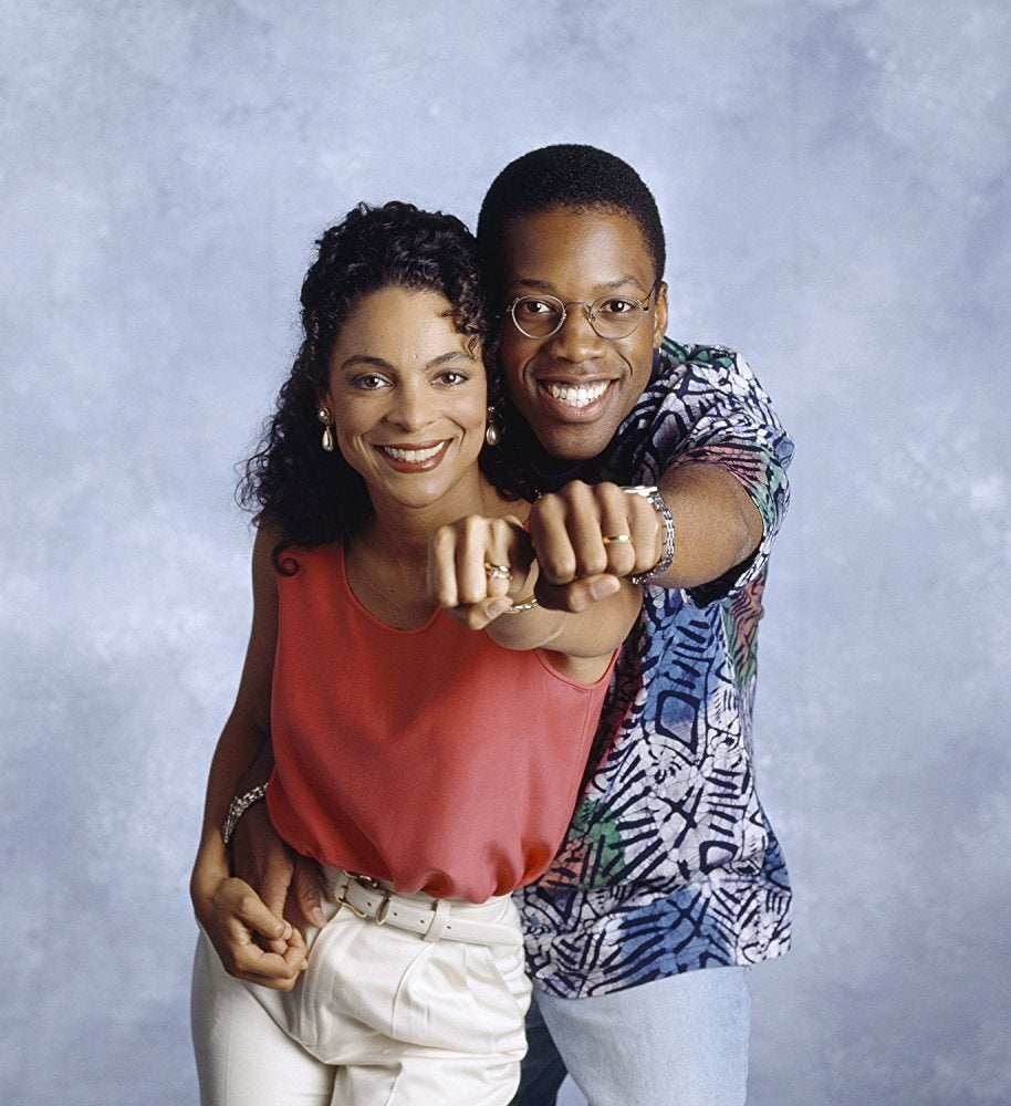 In Defense Of Whitley Gilbert and Dwayne Wayne's Relationship On 'A Different World'