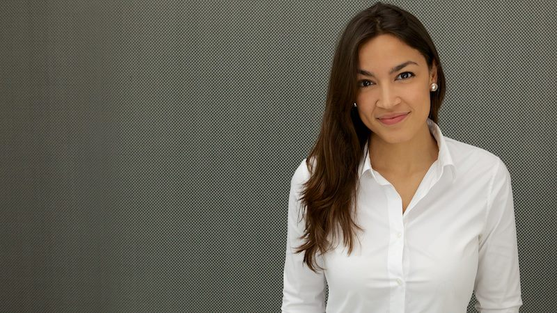 New York's Alexandria Ocasio-Cortez Wants Medicare For All, Criminal Justice Reform And Environmental Justice