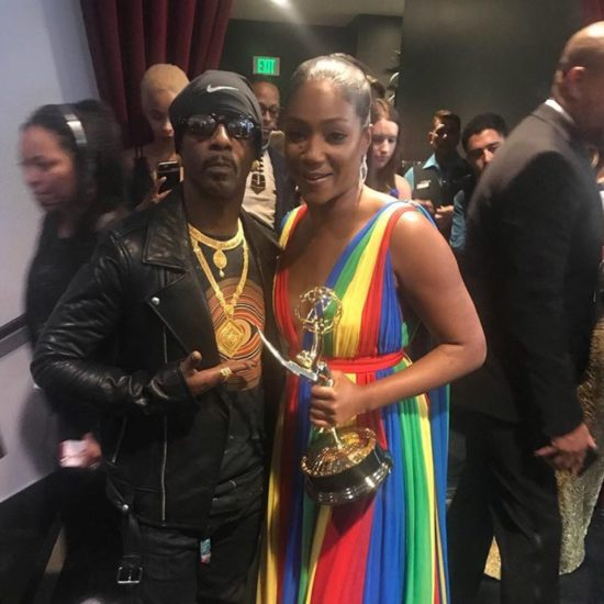 It Looks Like Tiffany Haddish and Katt Williams Have Made Up