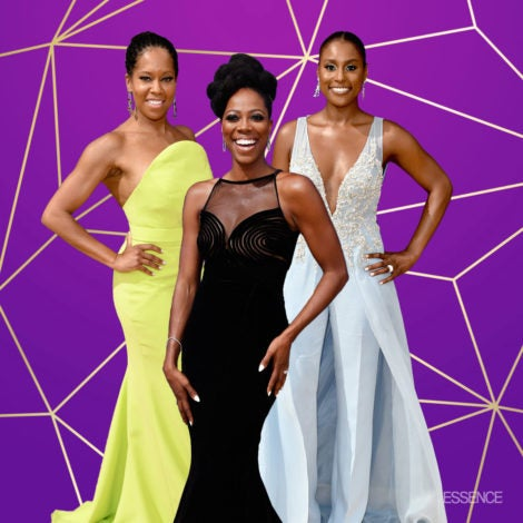 Celebrities Looked Totally Glam On The Emmys Red Carpet