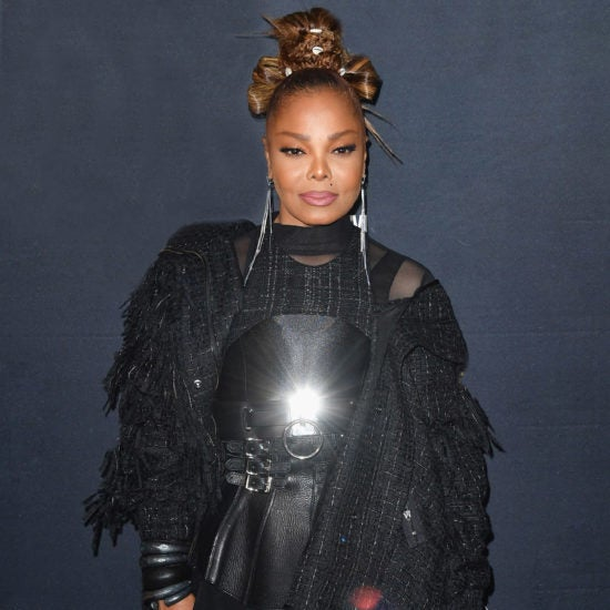 Janet Jackson Thanks Family As She Accepts Rock & Roll Hall Of Fame Induction: 'I Didn't Do This Alone'