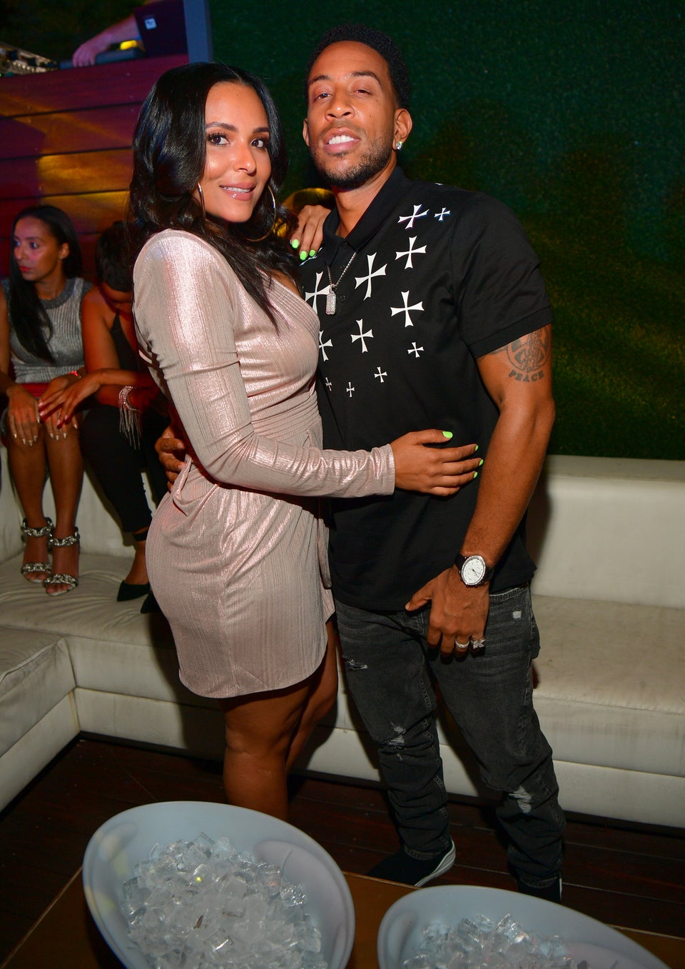 Ludacris and Wife Eudoxie Celebrate The 10-Year Anniversary Of When They First Met at Ludaday Weekend