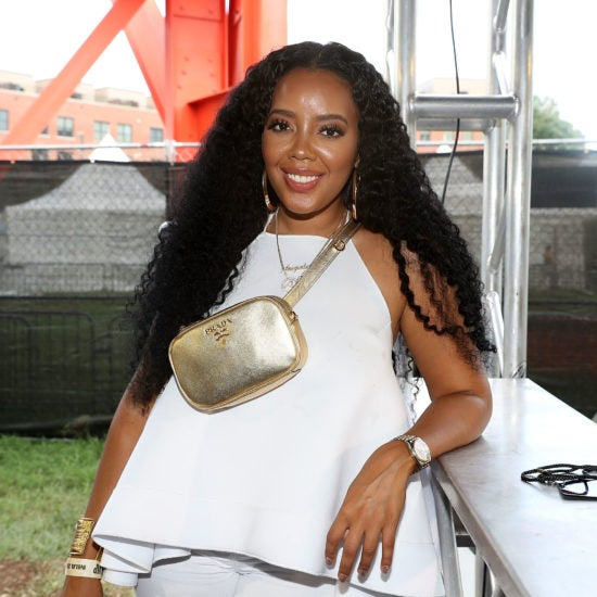 'Thank You For My Best Gift Ever': Angela Simmons Pays Tribute To Son's Father
