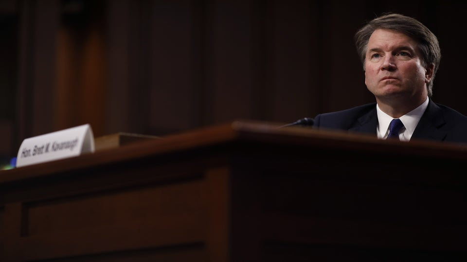 Brett Kavanaugh Accuser Christine Blasey Ford Comes Forward To Tell Her Own Story