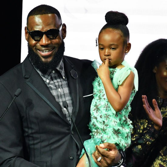 NYFW: LeBron James Joins Harlem's Fashion Row To Celebrate 11 Years Of Black Style