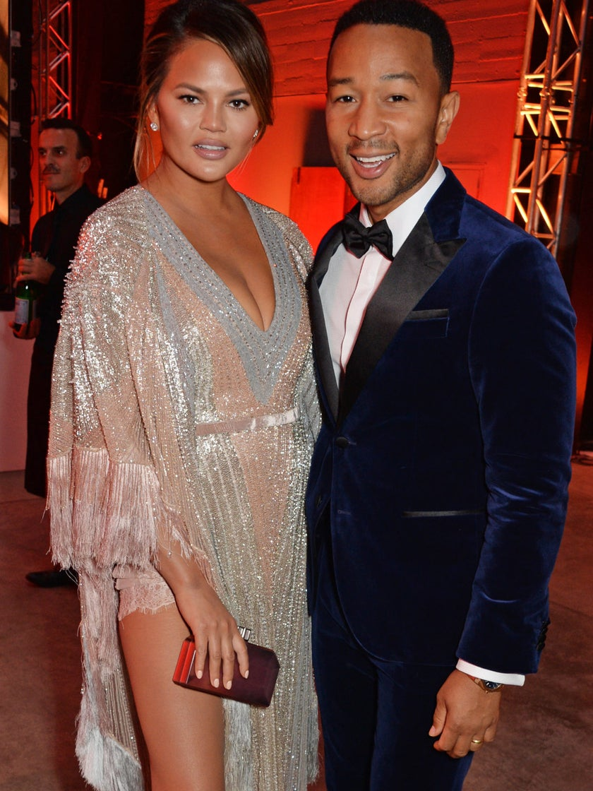 Legends of Ink: John Legend And Chrissy Teigen Are Now Tatted Up!