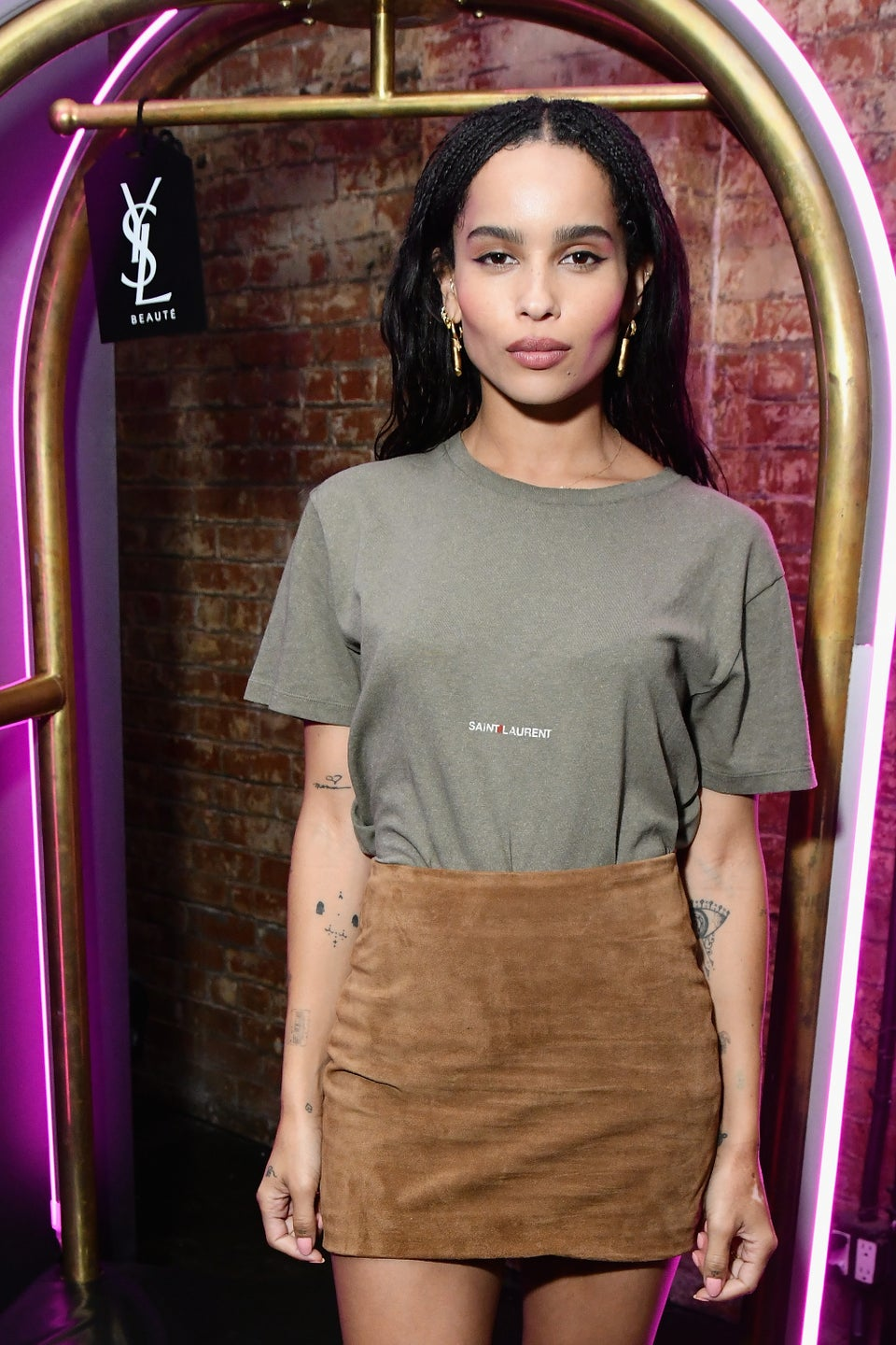 Zoe Kravitz Opens Up About Being Sexually Harassed By A Director On Set