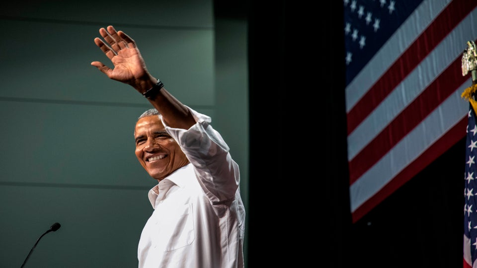 Former President Barack Obama Remembers Nipsey Hussle During Memorial Service