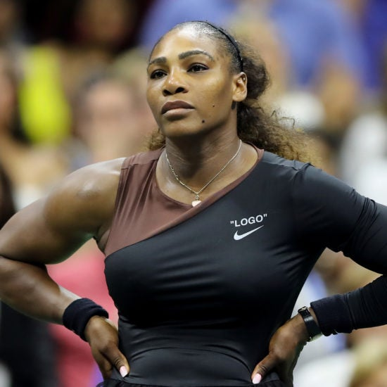 Serena Williams Unfairly Fined $17K For Standing Up For Herself At US Open