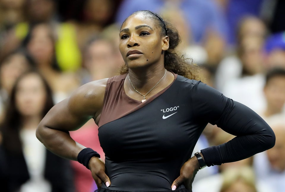 Serena Williams Calls Out Umpire's Sexism After Losing U.S. Open