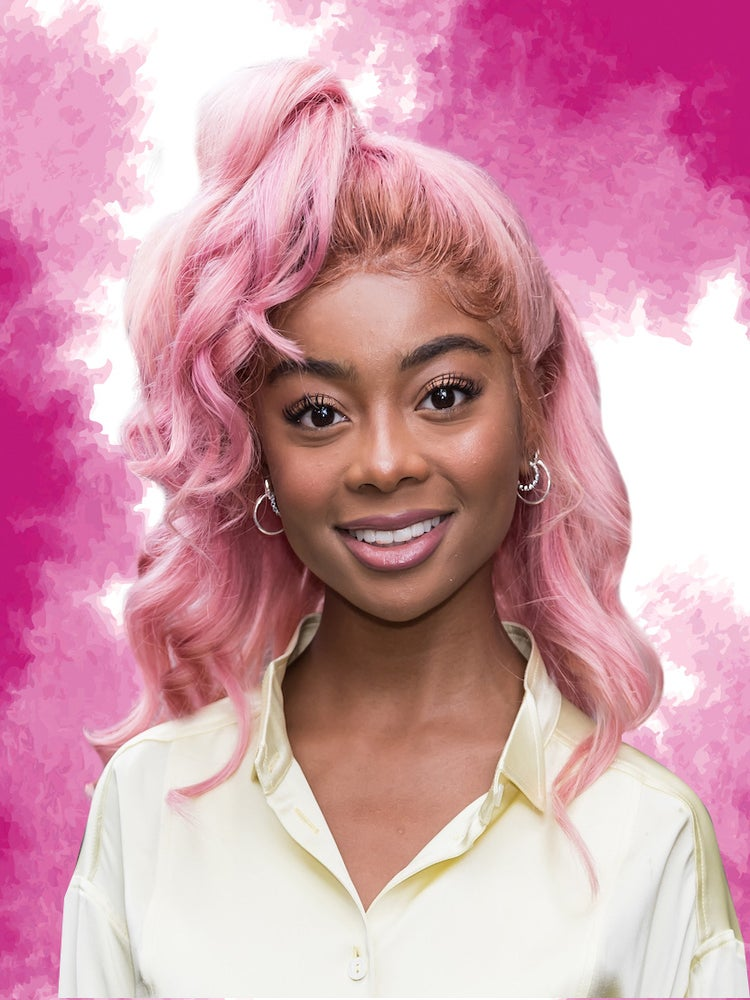 Skai Jackson Claps Back At Trolls Who Criticized Her Complexion And Hair