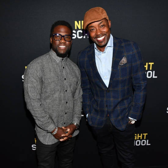 Watch Now: Kevin Hart and Will Packer Reveal Their Broke Horror Stories