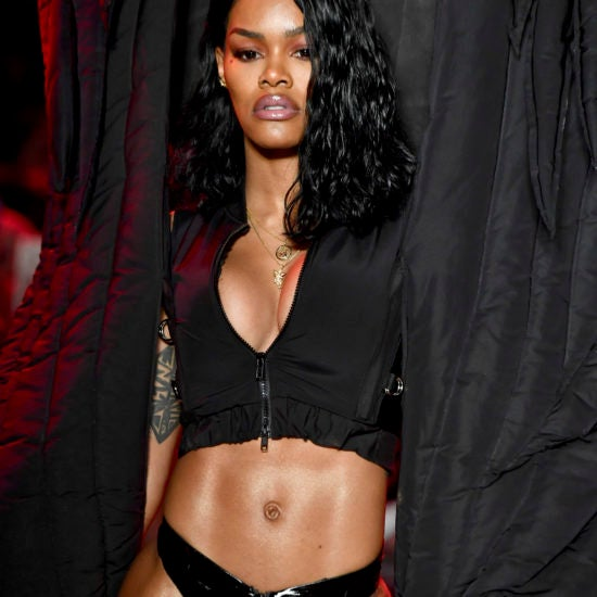 Teyana Taylor Returns To The Runway For New York Fashion Week