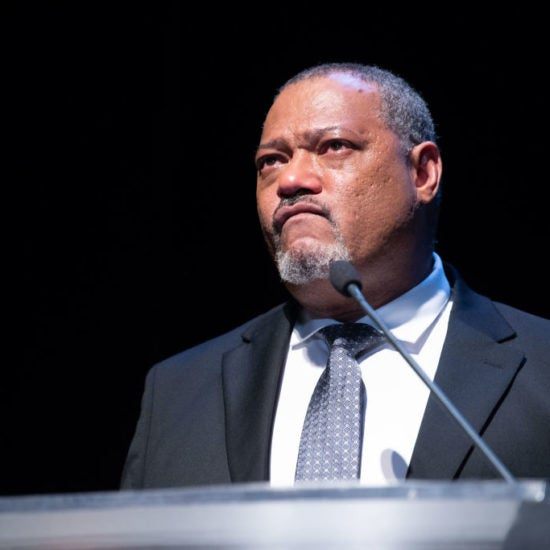 Laurence Fishburne Moved To Tears After Being Honored By Congressional Black Caucus Foundation