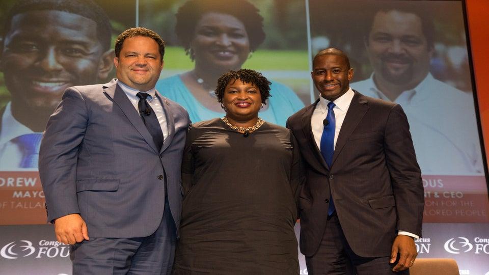 Three Black Candidates Shoot their Shot in Gubernatorial Races