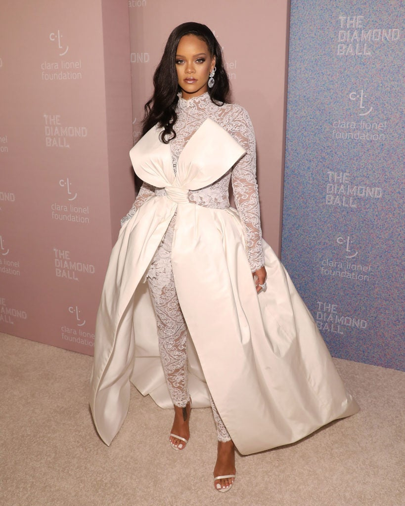 0af53d2c567 Inside Rihanna's 4th Annual Diamond Ball