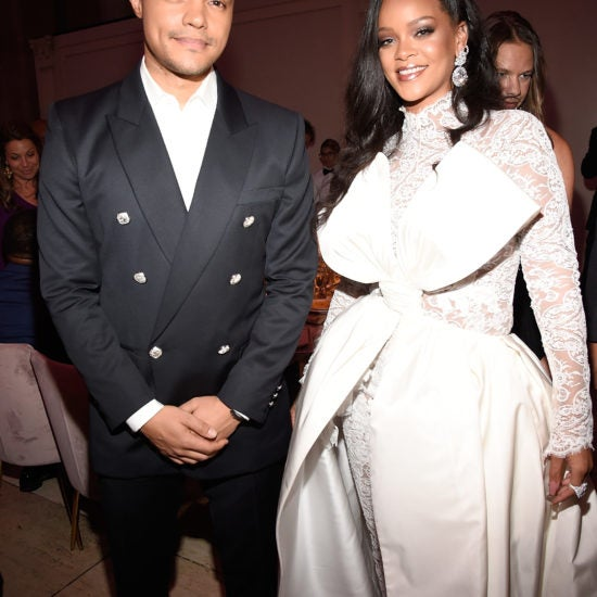 Rihanna, Trevor Noah, Issa Rae, and More Celebs Out and About
