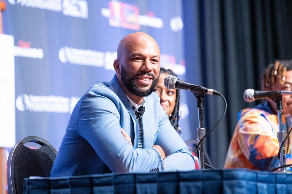 Common Reveals He Was Molested As A Child By A Family Friend