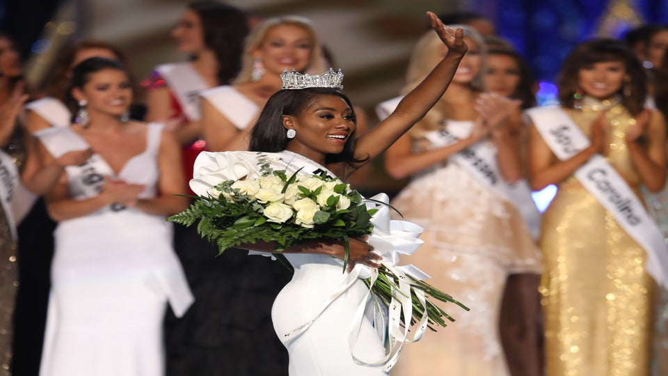 5 Things To Know About 2019 Miss America Winner Nia Imani Franklin