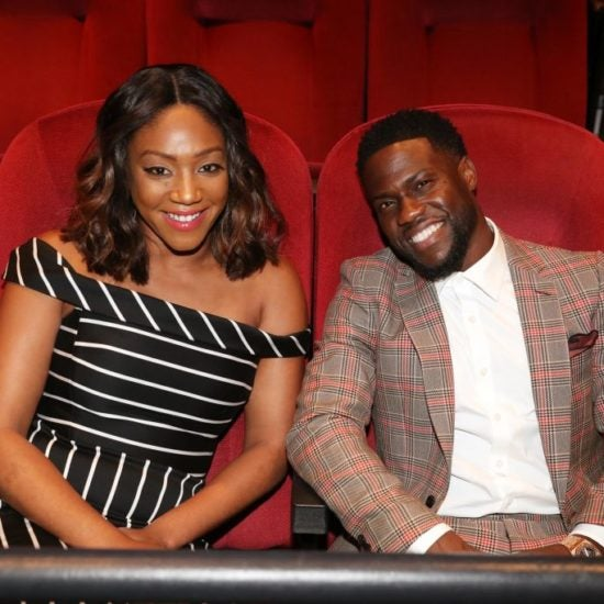 The Hilarious Reason Why Kevin Hart Refuses To Let Tiffany Haddish Repay His $300 Loan That Changed Her Life