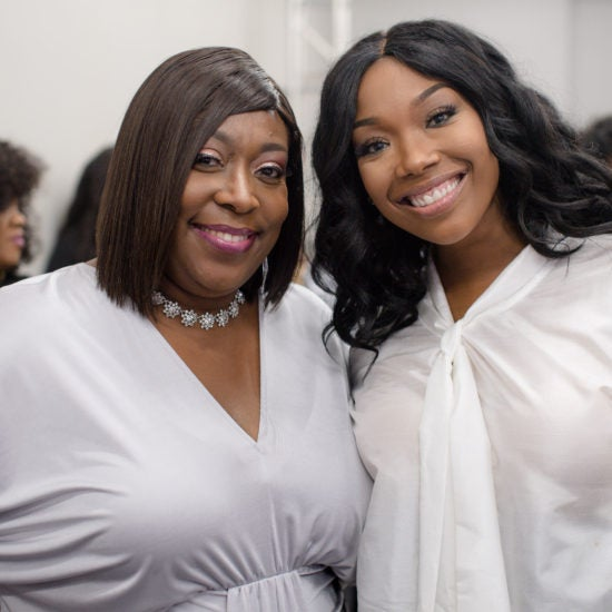 Brandy,Loni Love,Rihanna, and More Celebs Out and About
