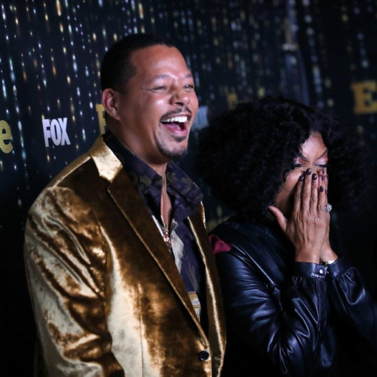 You've Gotta Read Terrence Howard's Marriage Advice To 'Empire' Co-Star Taraji P. Henson