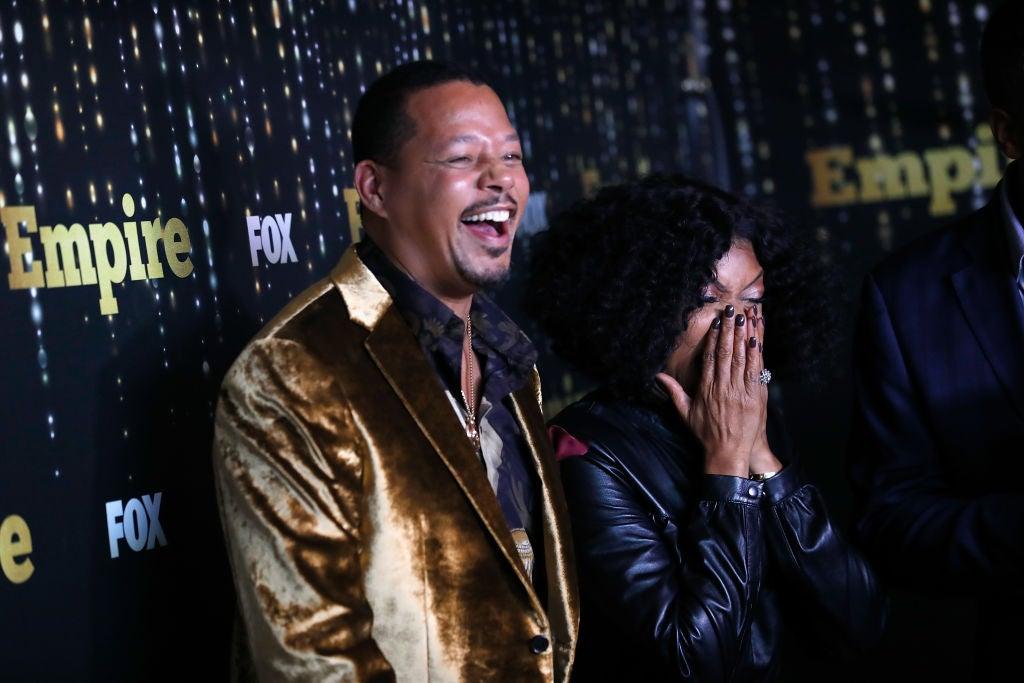 You've Gotta Read Terrence Howard's Marriage Advice To 'Empire' Co-Star Taraji P. Henson
