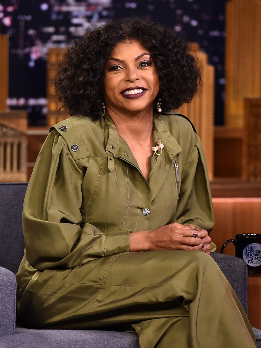 Taraji P. Henson Wants To Encourage More Black People To Take Care Of Their Mental Health