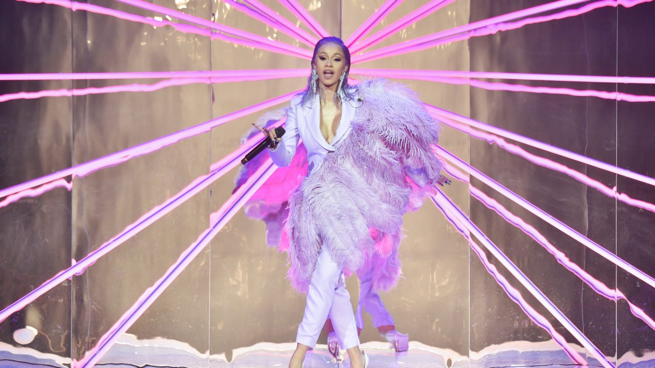 As Much As We Love Seeing Cardi B Perform, We're Just As Excited To See What She's Wearing. Here's Why!