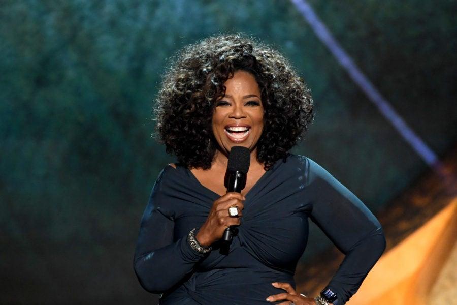 Oprah Winfrey Donates $500K To Newark High School