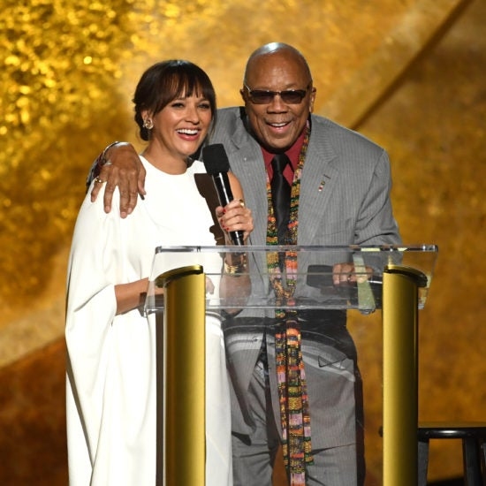 Black Hollywood Came Out To Honor Quincy Jones