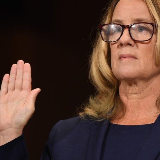 ESSENCE Special Report: Christine Blasey Ford and Brett Kavanaugh Face Senate Panel