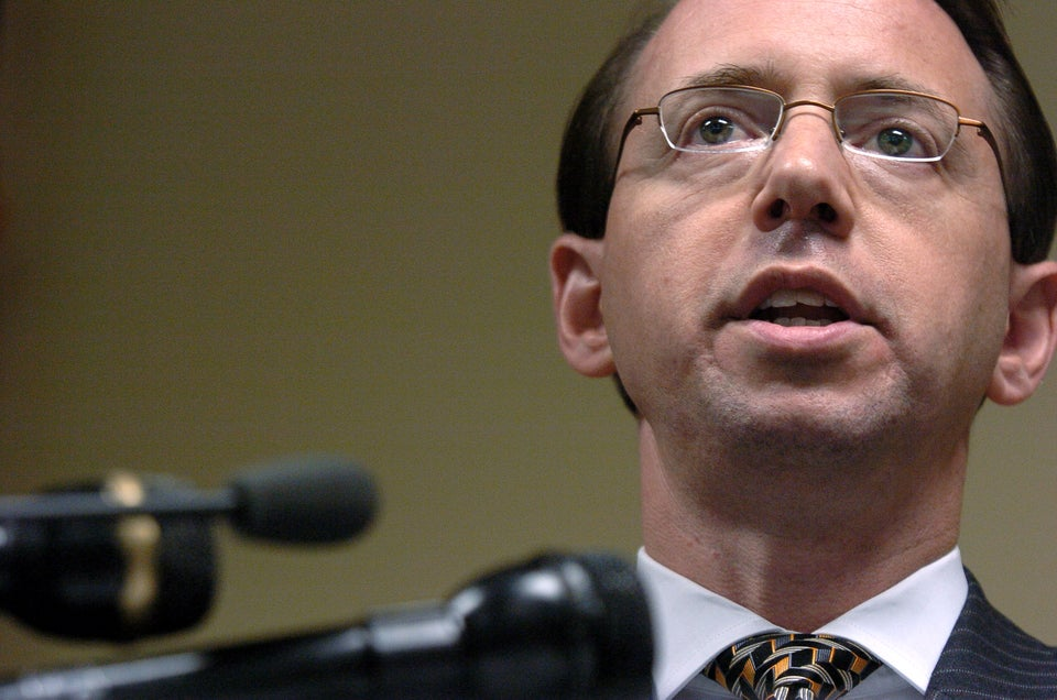 Is He Getting Fired or Will He Quit? Rod Rosenstein, Deputy Attorney General, Is On His Way Out