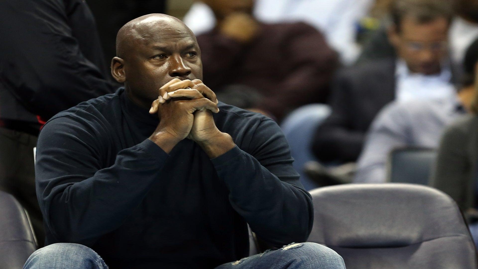 NBA Legend Michael Jordan Donates $2 Million to Hurricane Florence Relief Efforts