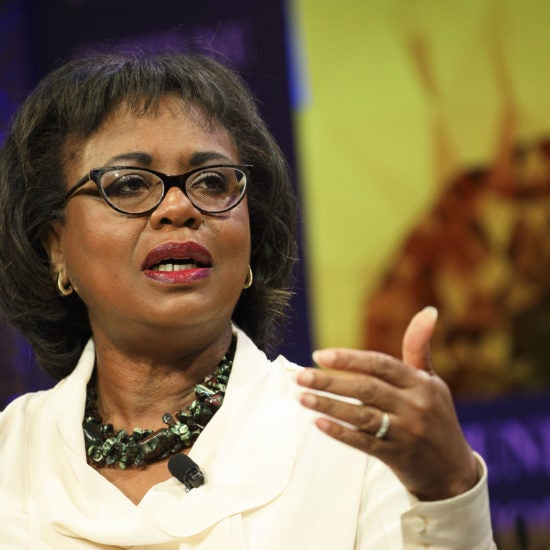 Anita Hill Calls Out Kavanaugh's Behavior During Testimony